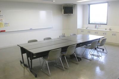 学習室2正面